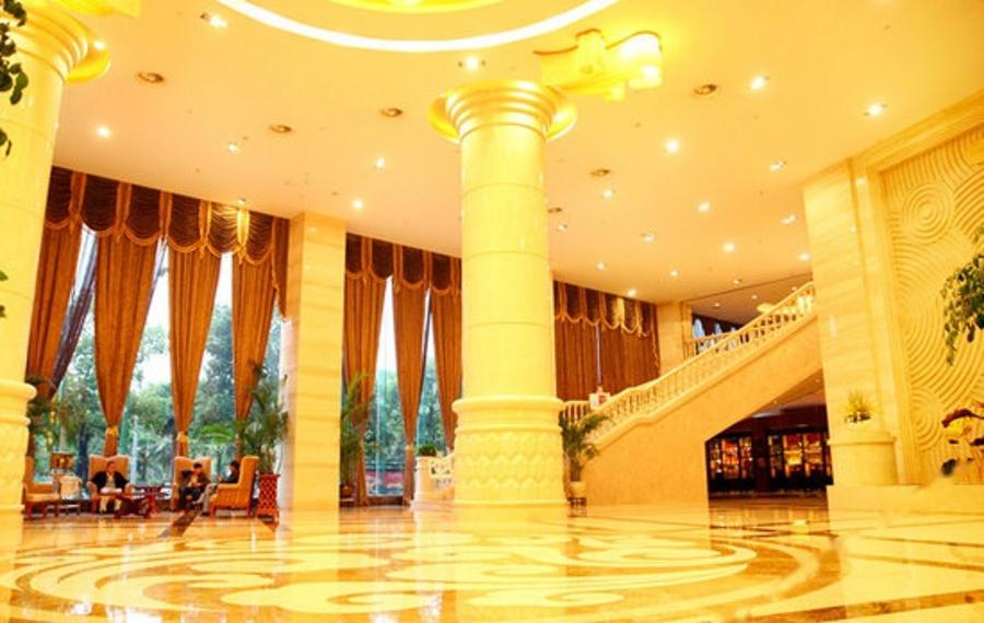 郴州奥米茄大酒店