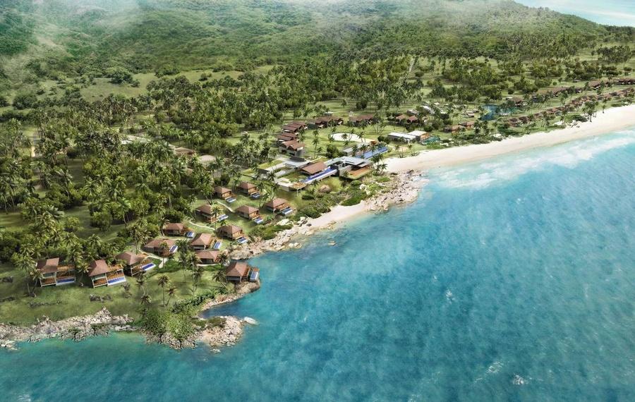 瑞僖敦民丹岛度假村The Residence Bintan