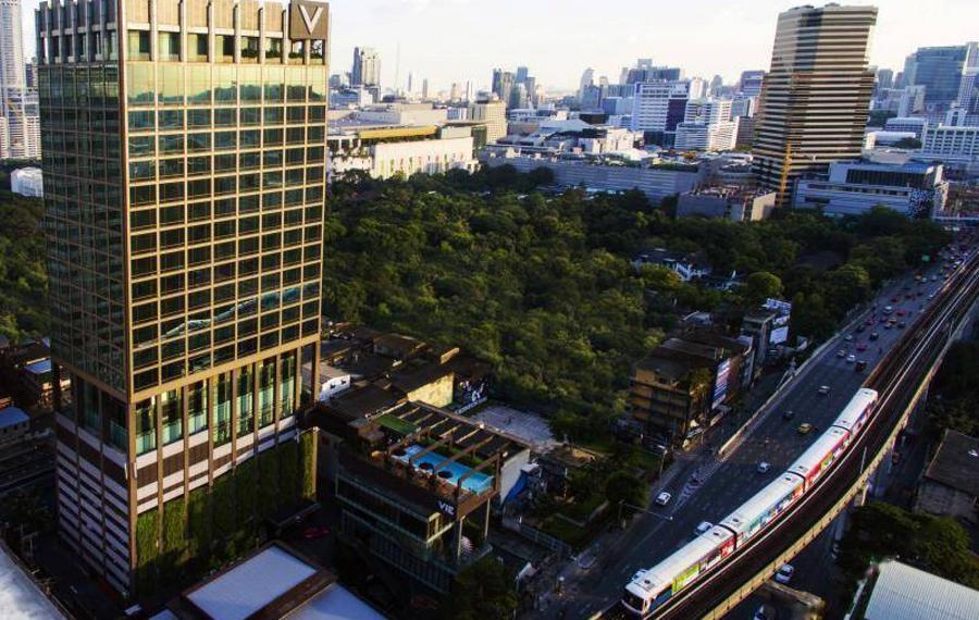 美憬阁索菲特曼谷VIE酒店 VIE Hotel Bangkok MGalley by SofitelVIE Hotel Bangkok MGalley by Sofitel