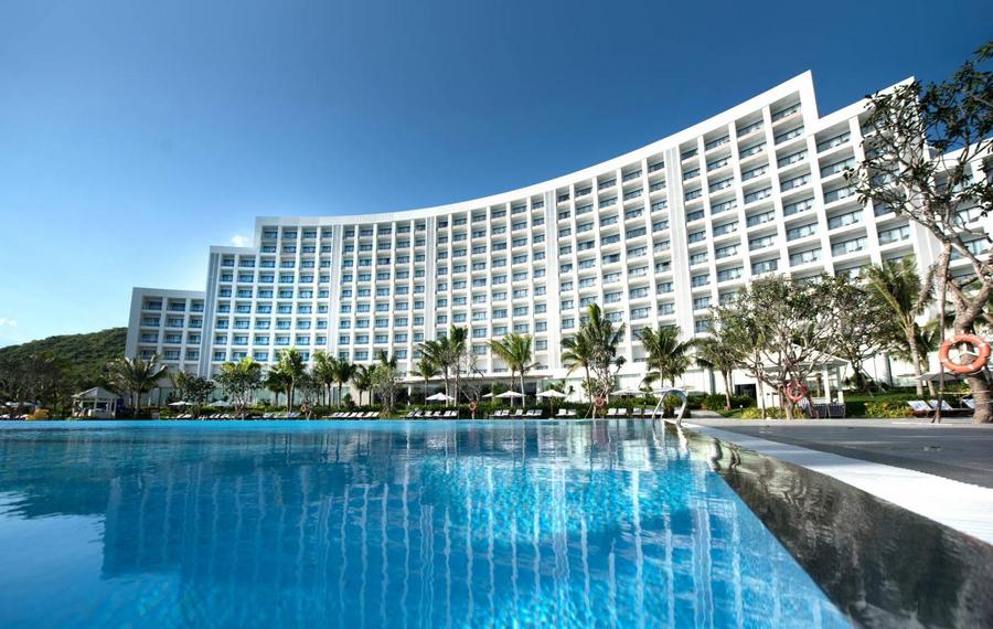 芽庄湾珍珠岛高级度假酒店Vinpearl Premium Nha Trang Bay