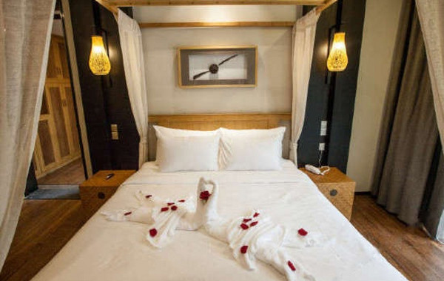 安吉美程·竹子酒店