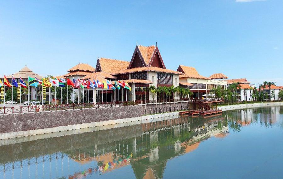 三亚南田温泉好汉坡国际度假酒店