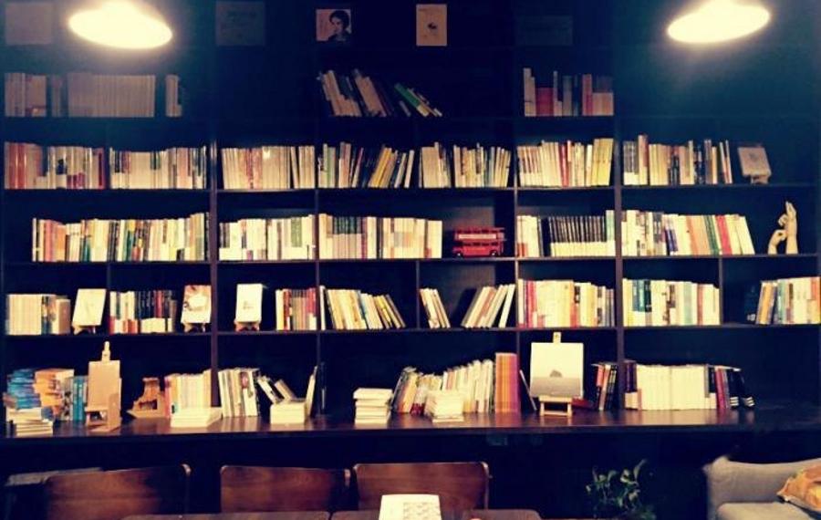 苏州书舍阅读旅馆