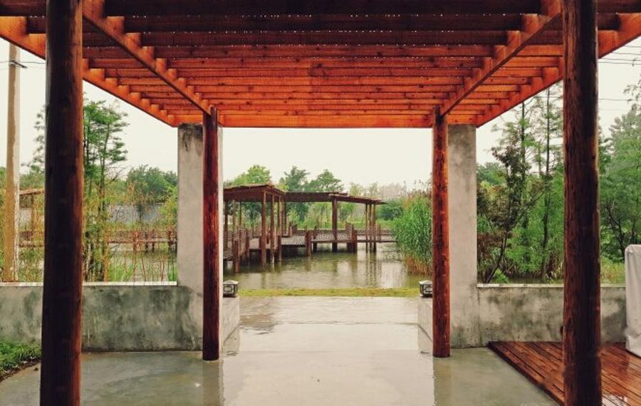 扬州沿湖民宿