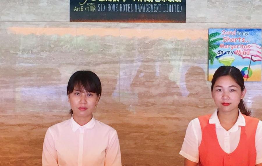 惠州候鸟六间房艺术酒店