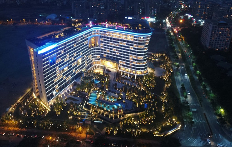三亚康年酒店