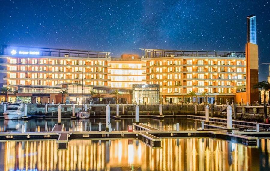 海南香水湾亚朵酒店