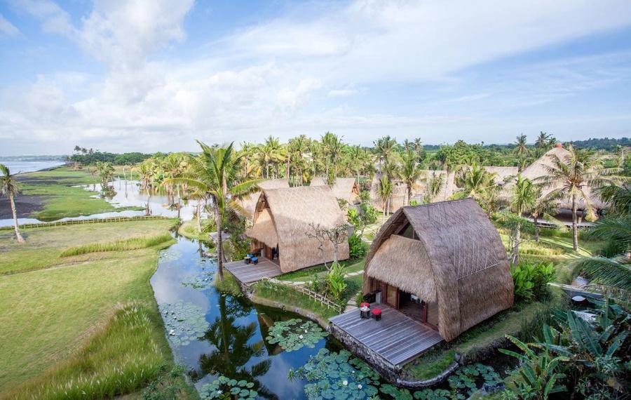 巴厘岛温德姆塔曼萨里吉瓦度假村                                Wyndham Tamansari Jivva Resort Bali