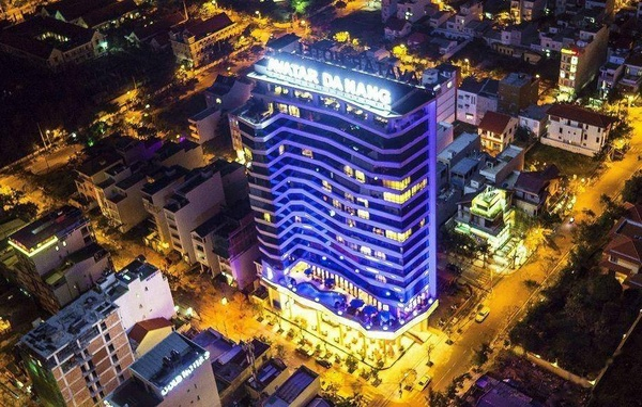 岘港阿凡达酒店Avatar Hotel Danang