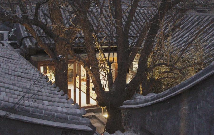北京呆住·东方美人酒店