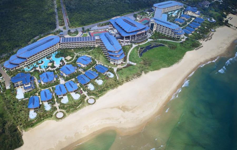 万宁石梅湾威斯汀度假酒店