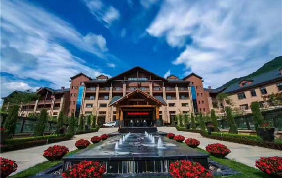 本溪县枫香谷温泉度假酒店