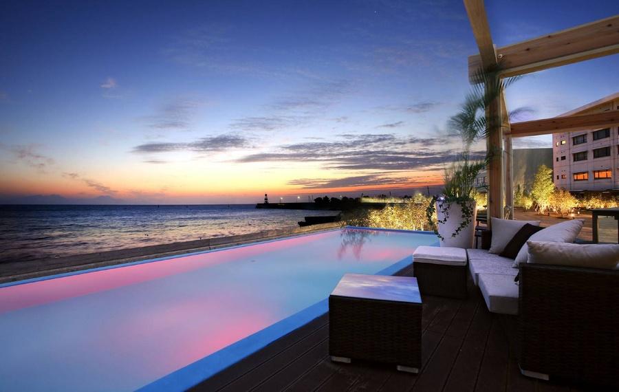 岛原温泉饭店南风楼 Hotel Nanpuro The Grand Ocean's