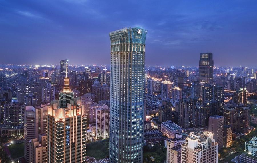 上海静安瑞吉酒店