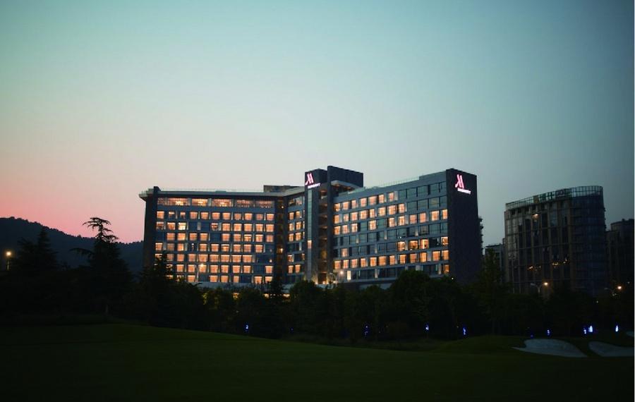 苏州太湖万豪酒店