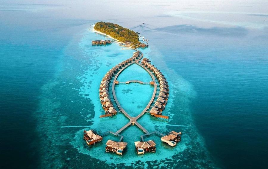 马尔代夫莉莉沙滩SPA度假村Lily Beach Resort & Spa Maldives
