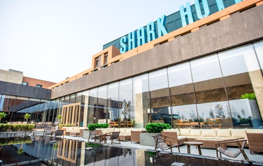 哈尔滨波塞冬鲨鱼酒店