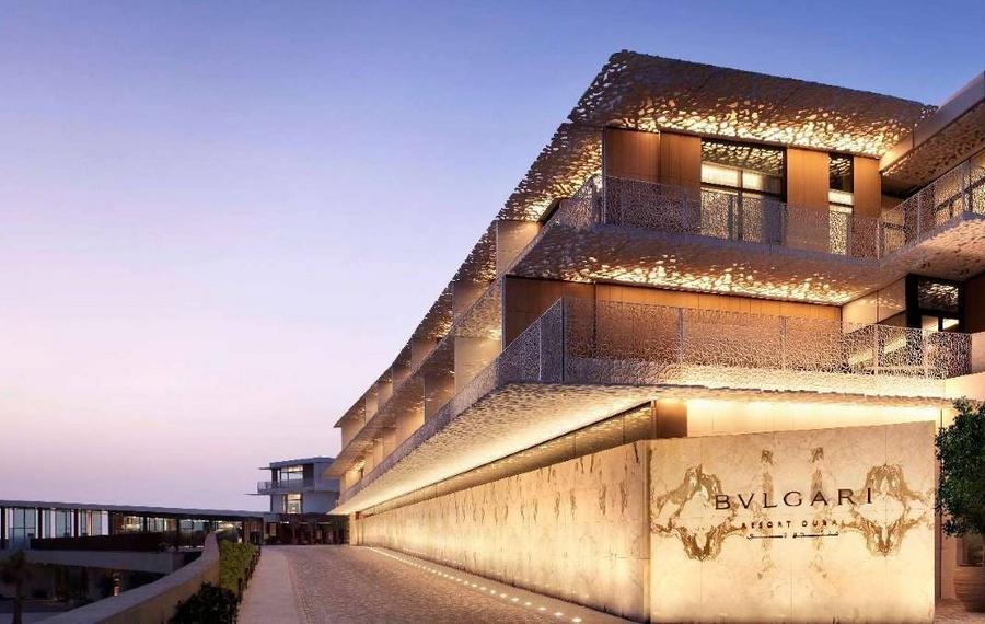 宝格丽迪拜度假村 Bulgari Resort, Dubai