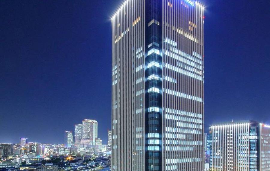 名古屋王子大饭店                                Nagoya Prince Hotel Sky Tower