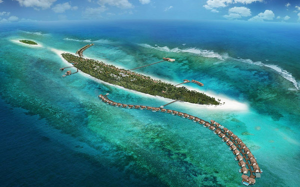 马尔代夫瑞僖敦度假酒店 The Residence Maldives