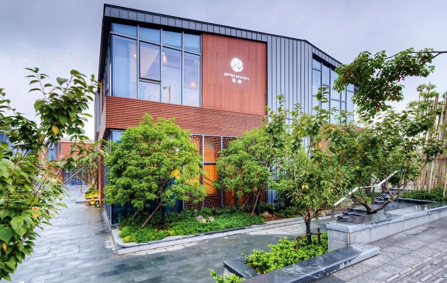 无锡玖树·云林人文旅店
