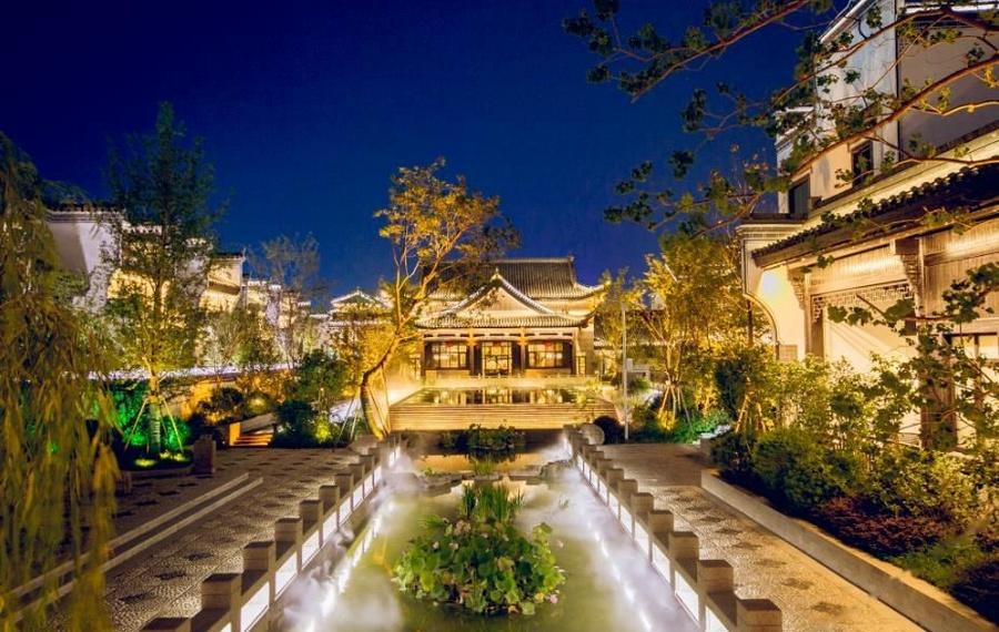 芜湖绿心谷酒店(原芜湖新华联绿心谷酒店)