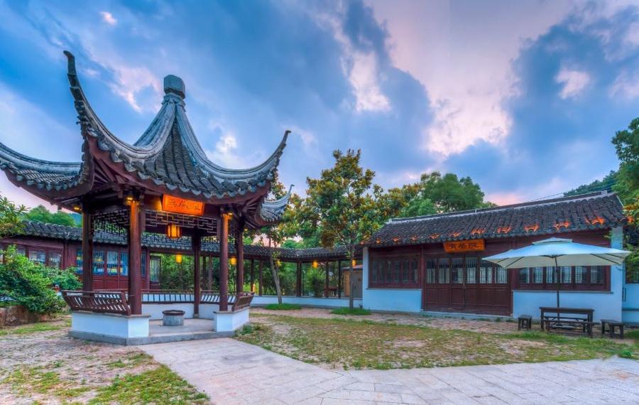 苏州玖树水月人文旅店