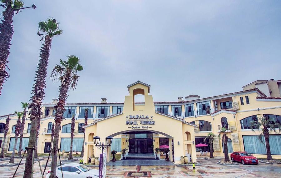 无锡芭芭拉花园酒店
