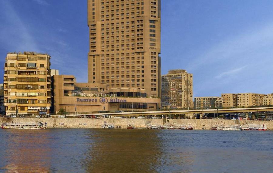 拉米西斯希尔顿酒店Ramses Hilton Cairo