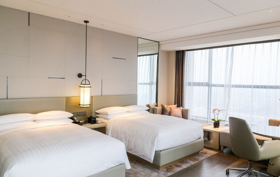 上海康桥万豪酒店