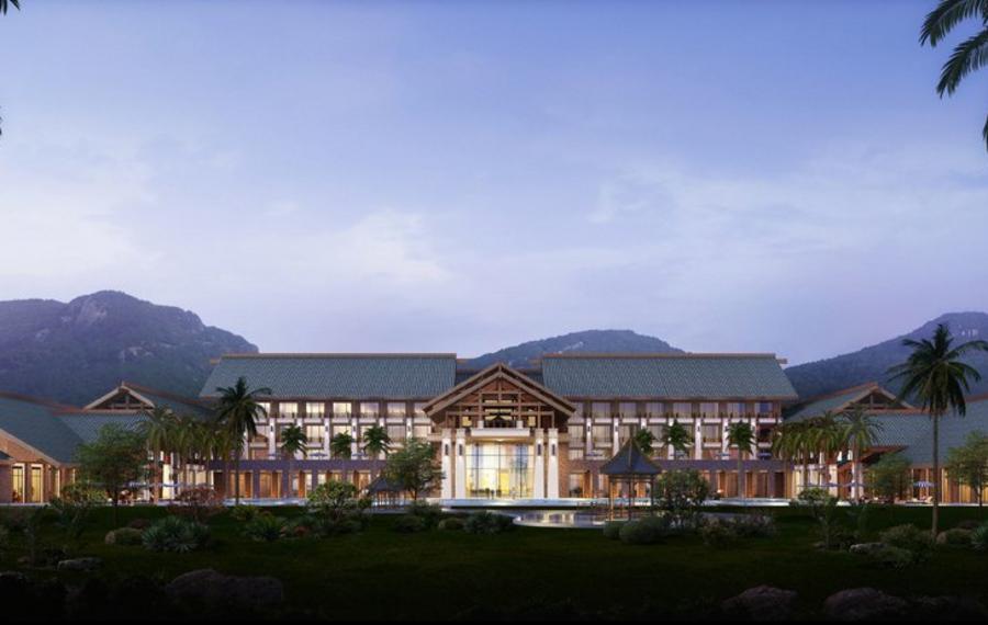 黄山阿尔卡迪亚阳光度假酒店
