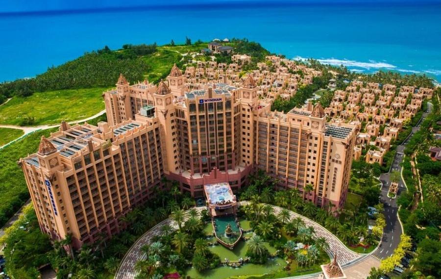 海南清水湾温德姆度假酒店