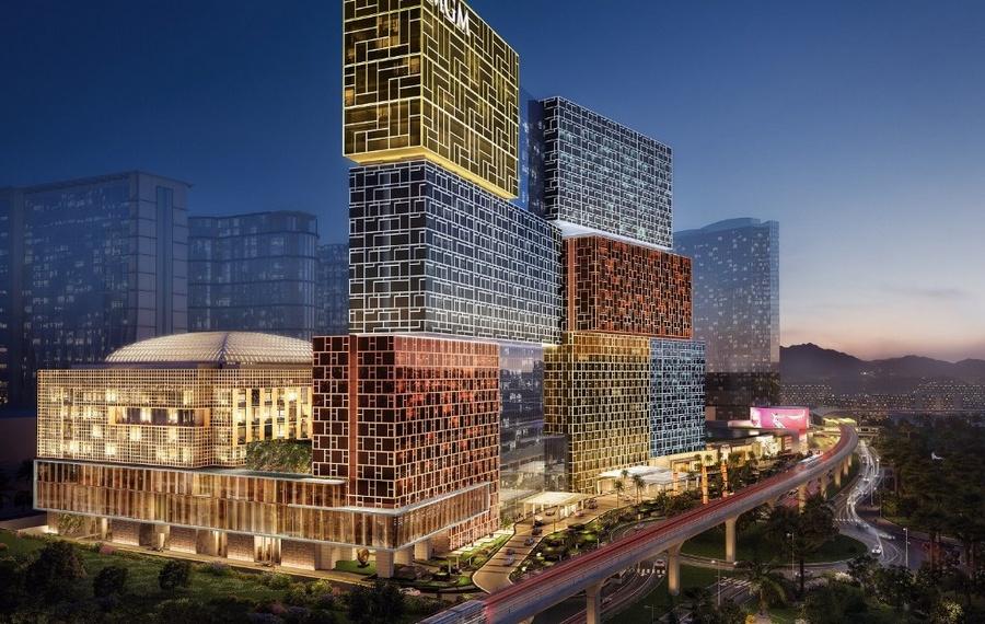 澳门美狮美高梅酒店(MGM COTAI Macau)