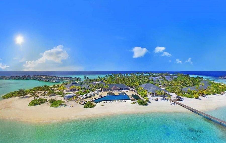 马尔代夫阿玛瑞豪沃达度假酒店Amari Havodda Maldives