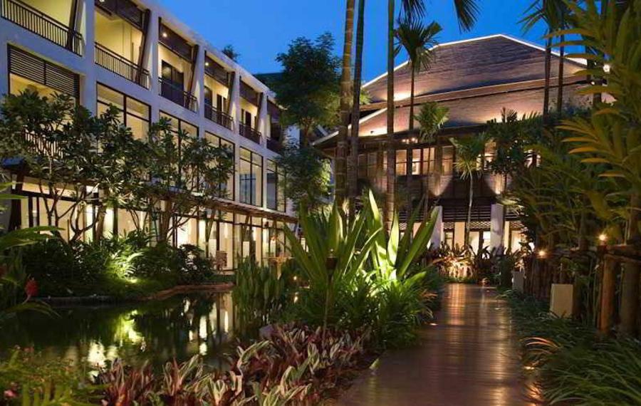 清邁拉林金達溫泉度假酒店 RarinJinda Wellness Spa Resort Chiang Mai