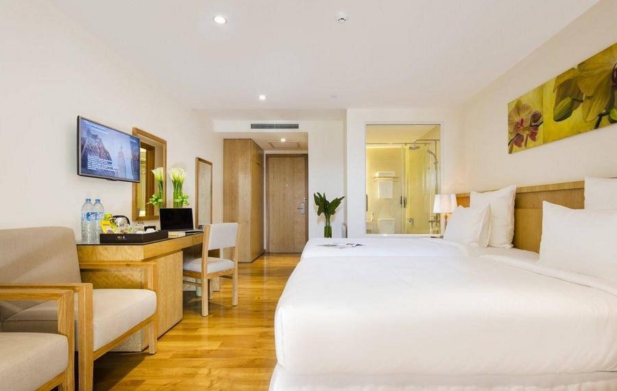 芽庄洛萨卡酒店Rosaka Nha Trang Hotel