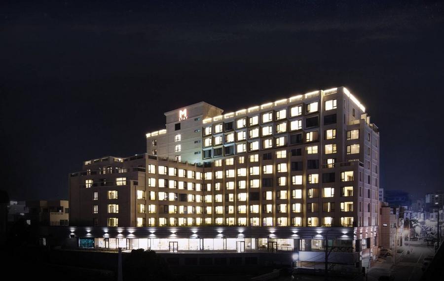 济州岛M Stay住宿酒店M Stay Hotel Jeju