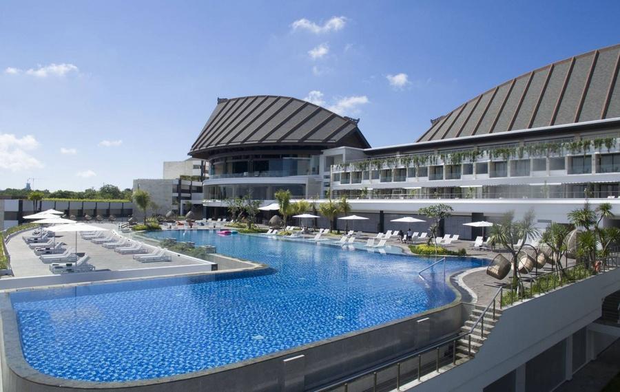 巴厘岛乌鲁瓦图万丽度假村Renaissance Bali Uluwatu Resort & Spa