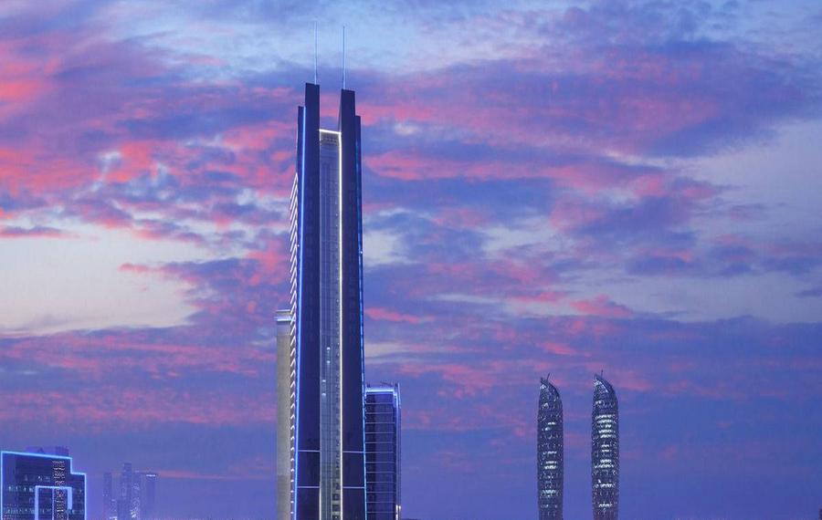 阿布扎比都喜天丽酒店 Dusit Thani Abu Dhabi