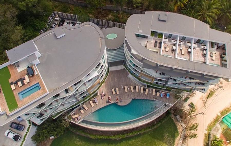 普吉岛绝对双金沙水疗度假村Lets Phuket Twin Sands Resort & Spa