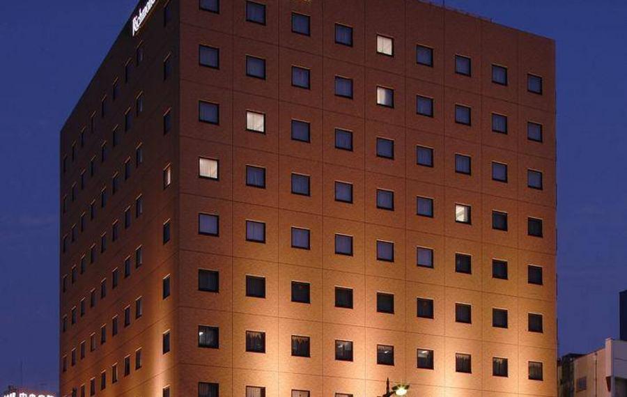 鹿儿岛金生町里士满酒店 Richmond Hotel Kagoshima Kinseicho