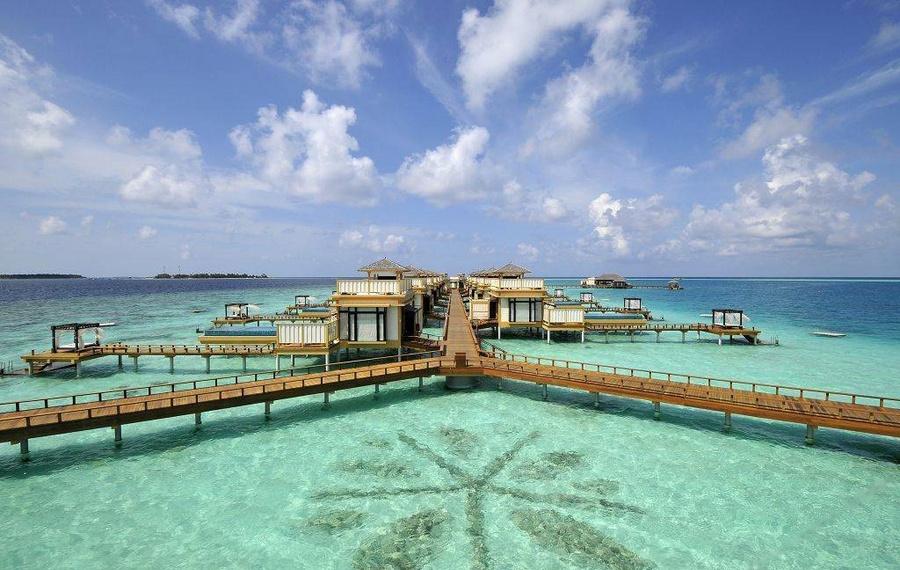 马尔代夫悦椿薇拉瓦鲁酒店                                Angsana Velavaru Maldives