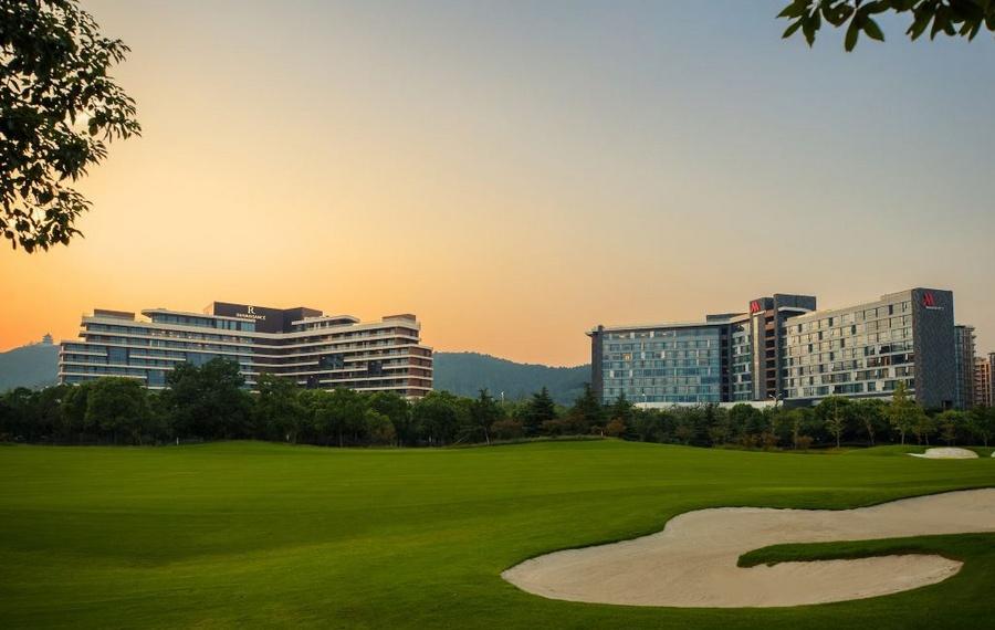 苏州太湖万丽酒店