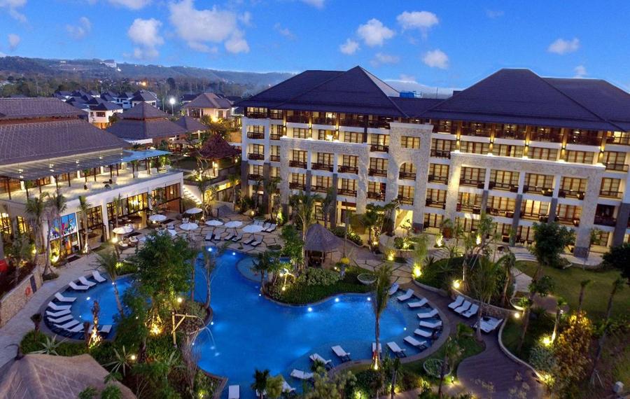 金巴兰斯普林希尔皇家郁金香度假村 Royal Tulip SpringHill Resort Jimbaran
