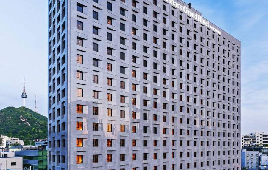 蒂玛克格兰德酒店明洞Tmark Grand Hotel Myeongdong