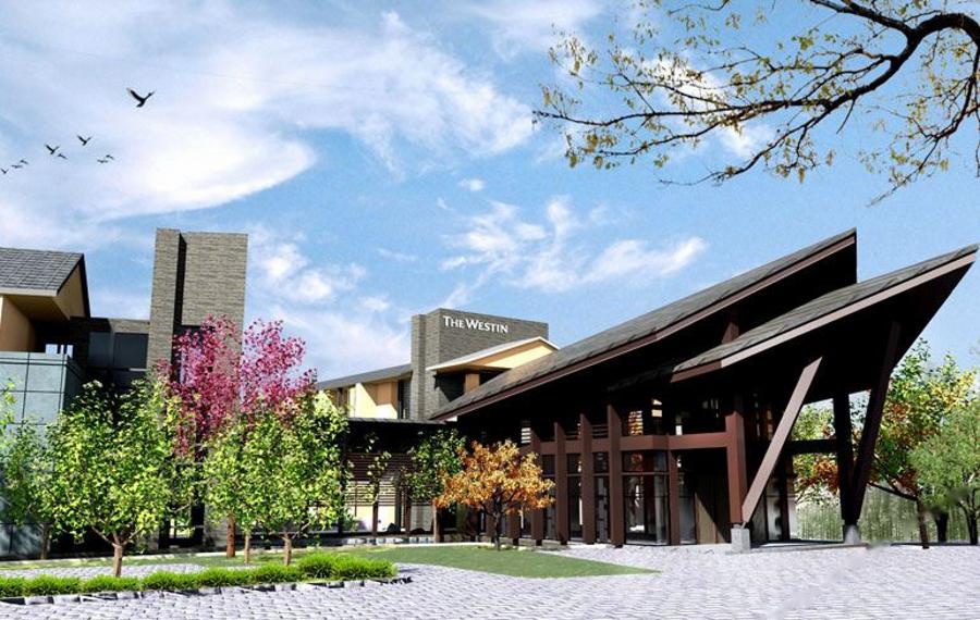 宜兰力丽威斯汀度假酒店(The Westin Yilan Resort)