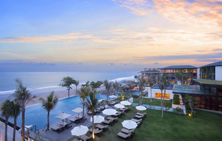 巴厘岛阿丽拉水明漾酒店                                Alila Seminyak Bali
