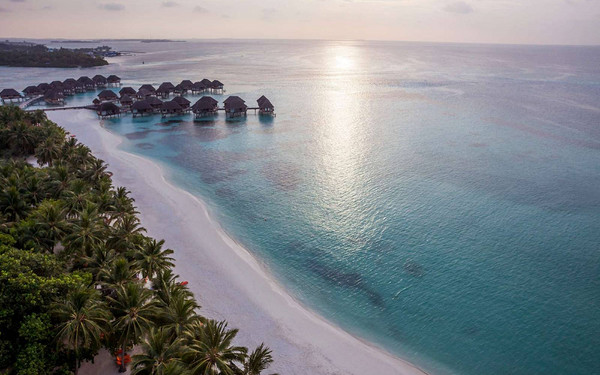 Club Med 马尔代夫卡尼岛度假村                                Clubmed Kani Maldives