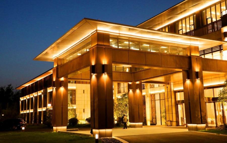 东台黄海森林温泉酒店