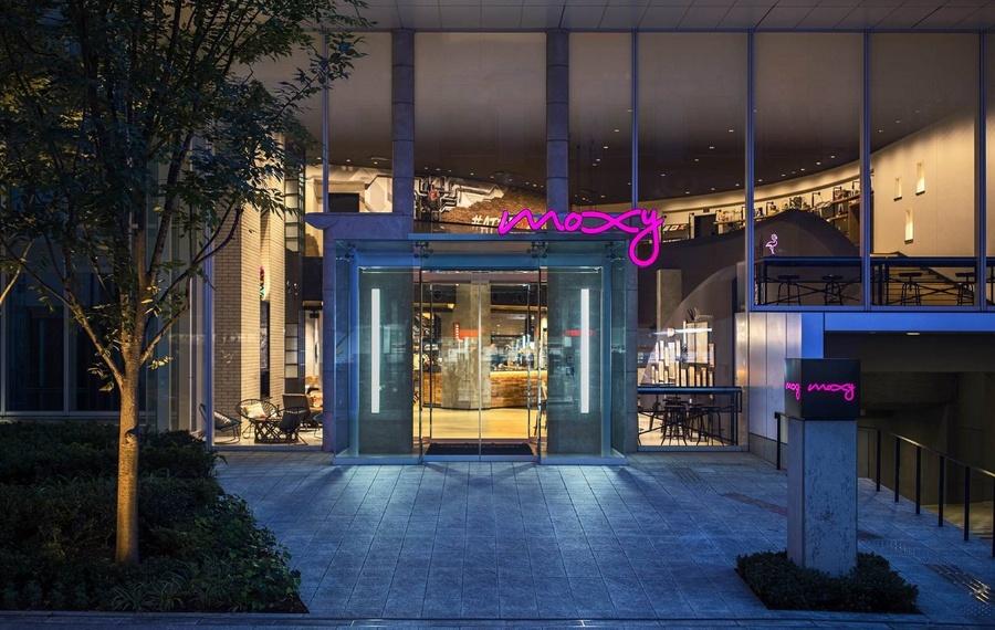 大阪本町万豪慕奇夕酒店Moxy Osaka Honmachi by Marriott